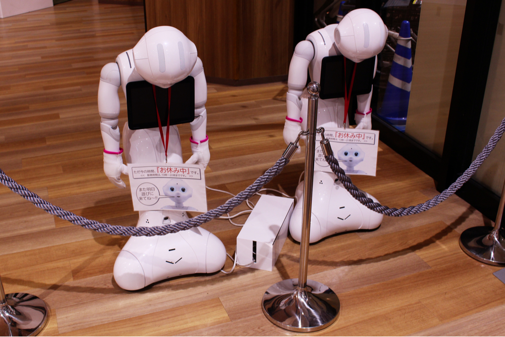 The study revealed that consumers were more dissatisfied with humanoid robots when they encounter a process failure.